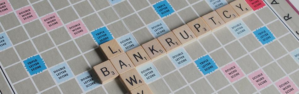 黒字倒産を示唆するイメージ